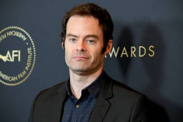 LOS ANGELES, CA - JANUARY 04: Actor Bill Hader attends the 19th Annual AFI Awards at Four Seasons Hotel Los Angeles at Beverly Hills on January 4, 2019 in Los Angeles, California. (Photo by Michael Kovac/Getty Images for AFI)